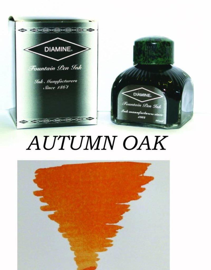 DIAMINE DIAMINE AUTUMN OAK - 80ML BOTTLED INK