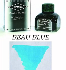 DIAMINE DIAMINE BEAU BLUE - 80ML BOTTLED INK