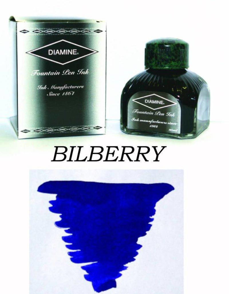 DIAMINE DIAMINE BILBERRY - 80ML BOTTLED INK