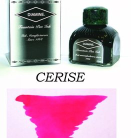 DIAMINE DIAMINE BOTTLED INK 80ML CERISE