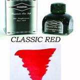 Diamine Diamine Classic Red - 80ml Bottled Ink