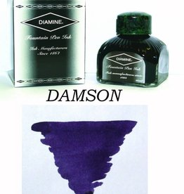 DIAMINE DIAMINE BOTTLED INK 80ML DAMSON