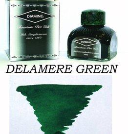 DIAMINE DIAMINE BOTTLED INK 80ML DELAMERE GREEN