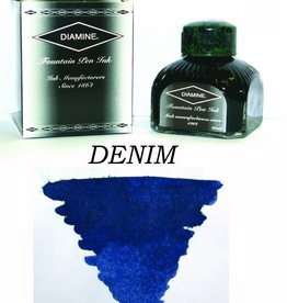 DIAMINE DIAMINE BOTTLED INK 80ML DENIM