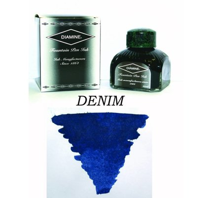 Diamine Diamine Denim - 80ml Bottled Ink