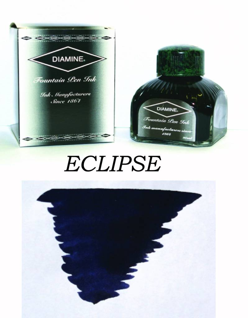 DIAMINE DIAMINE BOTTLED INK 80ML ECLIPSE