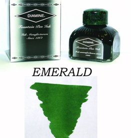 DIAMINE DIAMINE BOTTLED INK 80ML EMERALD