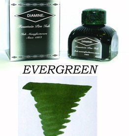 DIAMINE DIAMINE BOTTLED INK 80ML EVERGREEN