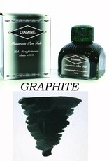 DIAMINE DIAMINE BOTTLED INK 80ML GRAPHITE