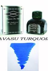 DIAMINE DIAMINE BOTTLED INK 80ML HAVASU TURQUOISE