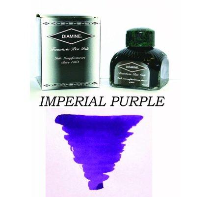 DIAMINE DIAMINE IMPERIAL PURPLE - 80ML BOTTLED INK