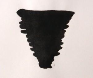 DIAMINE DIAMINE BOTTLED INK 80ML JET BLACK