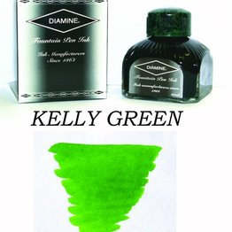 Diamine Diamine Kelly Green - 80ml Bottled Ink
