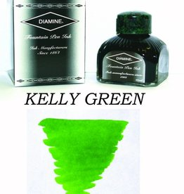 DIAMINE DIAMINE BOTTLED INK 80ML KELLY GREEN