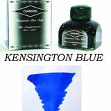 Diamine Diamine Kensington Blue - 80ml Bottled Ink