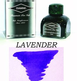 DIAMINE DIAMINE BOTTLED INK 80ML LAVENDER