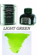 DIAMINE DIAMINE LIGHT GREEN - 80ML BOTTLED INK