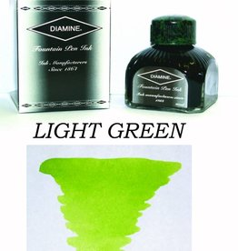 DIAMINE DIAMINE BOTTLED INK 80ML LIGHT GREEN