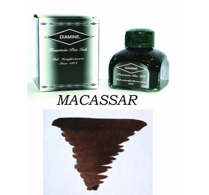 DIAMINE DIAMINE MACASSAR - 80ML BOTTLED INK