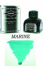 DIAMINE DIAMINE MARINE - 80ML BOTTLED INK