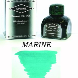 Diamine Diamine Marine - 80ml Bottled Ink