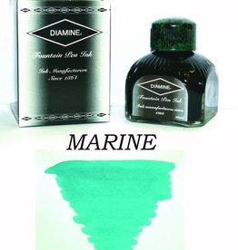 DIAMINE DIAMINE BOTTLED INK 80ML MARINE