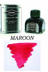 DIAMINE DIAMINE BOTTLED INK 80ML MAROON