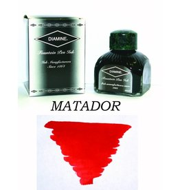 DIAMINE DIAMINE MATADOR - 80ML BOTTLED INK