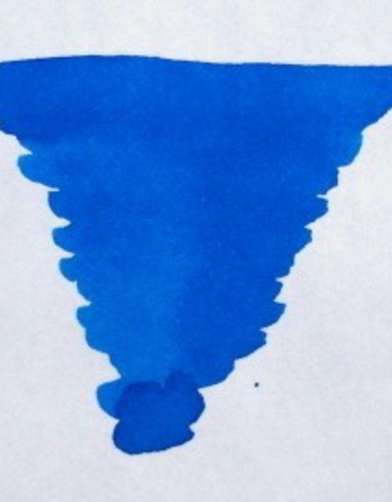 DIAMINE DIAMINE MEDITERRANEAN BLUE - 80ML BOTTLED INK