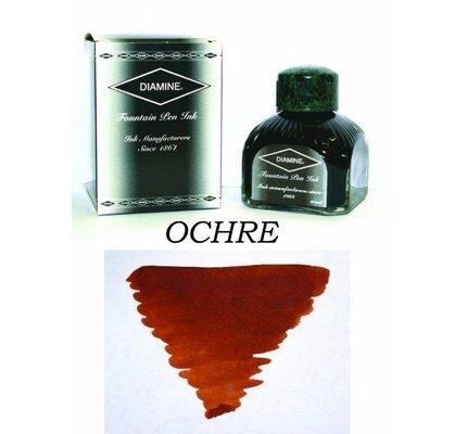 DIAMINE DIAMINE OCHRE - 80ML BOTTLED INK