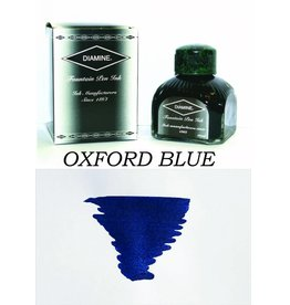 DIAMINE DIAMINE OXFORD BLUE - 80ML BOTTLED INK