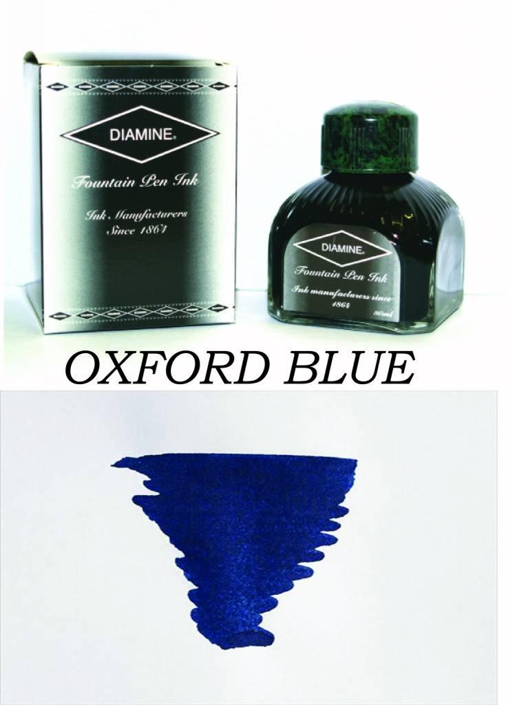 DIAMINE DIAMINE BOTTLED INK 80ML OXFORD BLUE