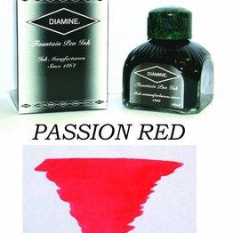 Diamine Diamine Passion Red - 80ml Bottled Ink