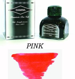 DIAMINE DIAMINE BOTTLED INK 80ML PINK