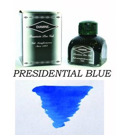 DIAMINE DIAMINE PRESIDENTIAL BLUE - 80ML BOTTLED INK