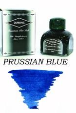 DIAMINE DIAMINE BOTTLED INK 80ML PRUSSIAN BLUE