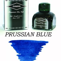 Diamine Diamine Prussian Blue - 80ml Bottled Ink
