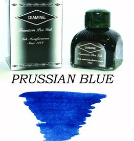 DIAMINE DIAMINE BOTTLED INK 80ML PRUSSIAN BLUE