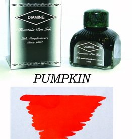 DIAMINE DIAMINE PUMPKIN - 80ML BOTTLED INK