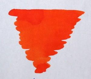 DIAMINE DIAMINE BOTTLED INK 80ML PUMPKIN