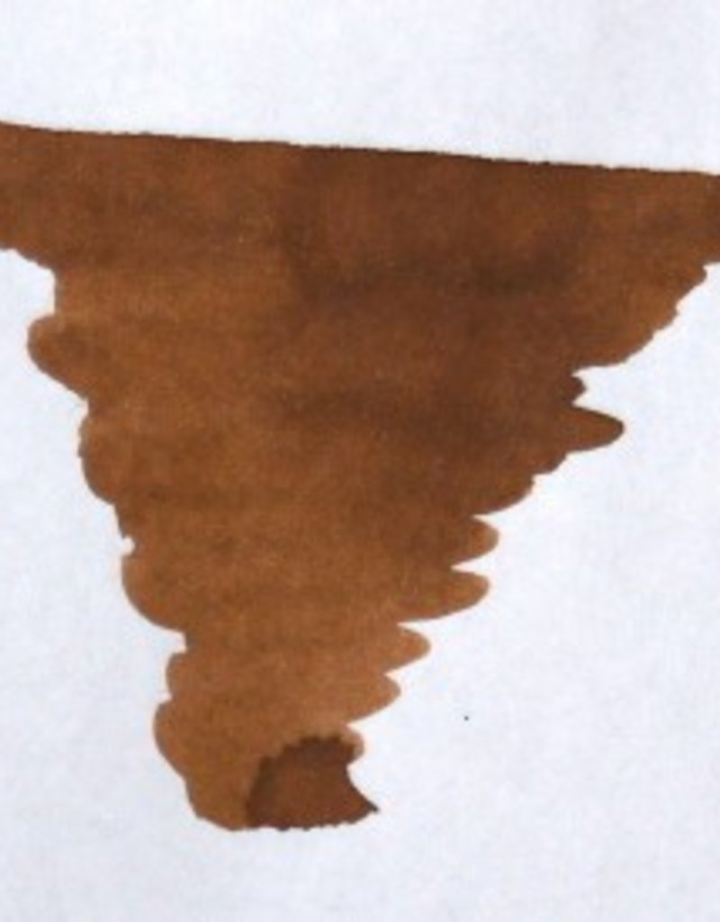 DIAMINE DIAMINE RAW SIENNA - 80ML BOTTLED INK