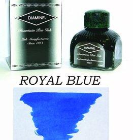 DIAMINE DIAMINE ROYAL BLUE - 80ML BOTTLED INK