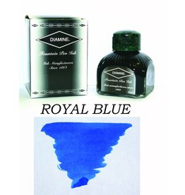 DIAMINE DIAMINE ROYAL BLUE - 80ML BOTTLED INK
