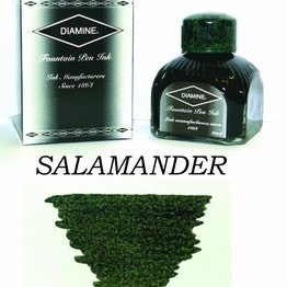 Diamine Diamine Salamander - 80ml Bottled Ink