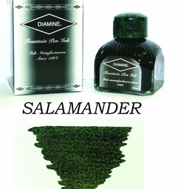 DIAMINE DIAMINE BOTTLED INK 80ML SALAMANDER