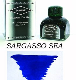 DIAMINE DIAMINE BOTTLED INK 80ML SARGASSO SEA