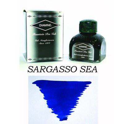 DIAMINE Diamine Sargasso Sea - 80ml Bottled Ink