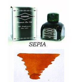 DIAMINE DIAMINE SEPIA - 80ML BOTTLED INK