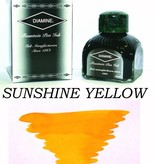 DIAMINE DIAMINE SUNSHINE YELLOW - 80ML BOTTLED INK