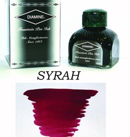 DIAMINE DIAMINE BOTTLED INK 80ML SYRAH